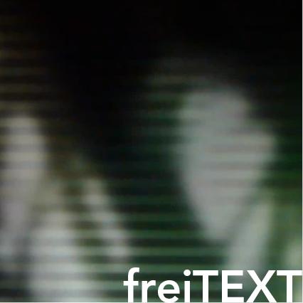 freiTEXT_mosaik Zeitschrift für Literatur und Kultur
